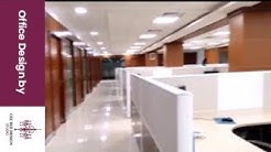 Commercial Space Interior Design Bangalore Zuari Office