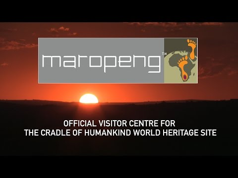 Welcome to Maropeng