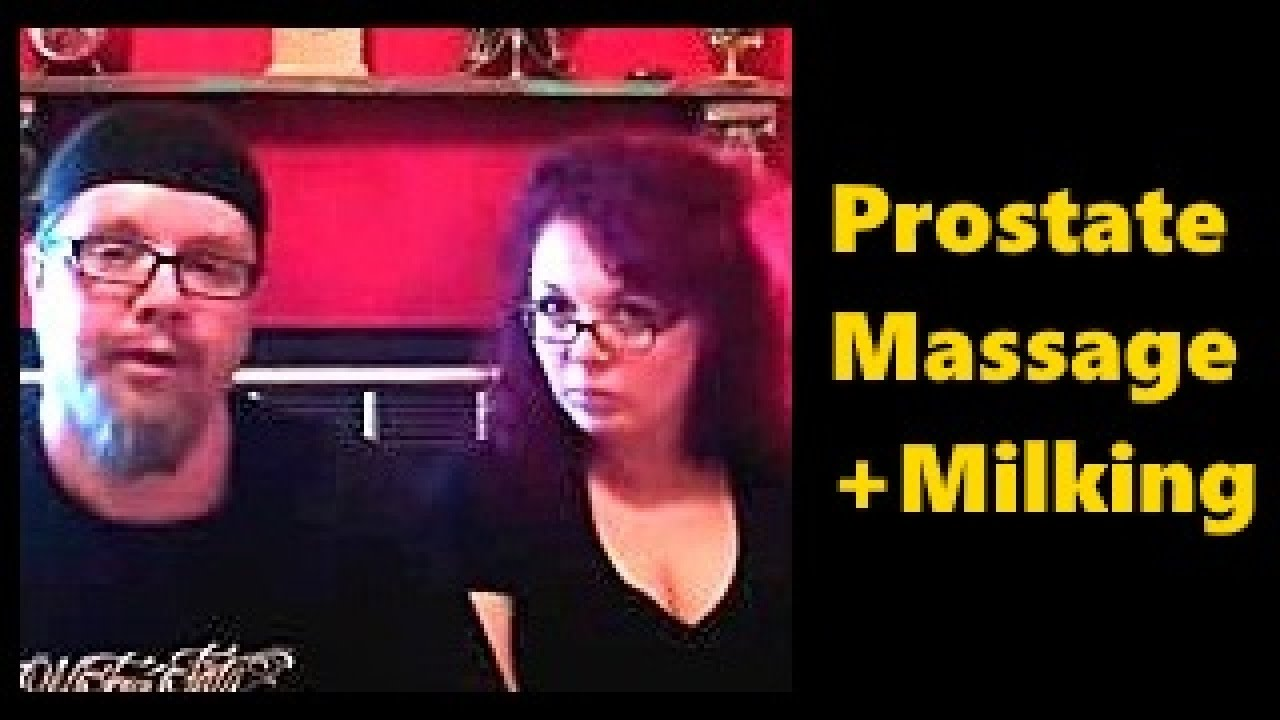 prostate massage porn pics