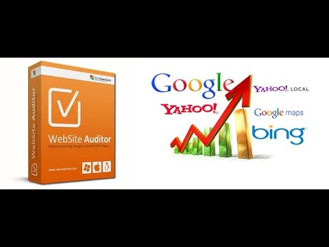 How to use WebSite Auditor