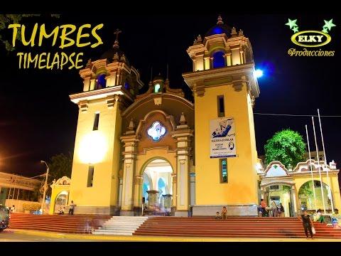 TIMELAPSE TUMBES PERU ELKY PRODUCCIONES