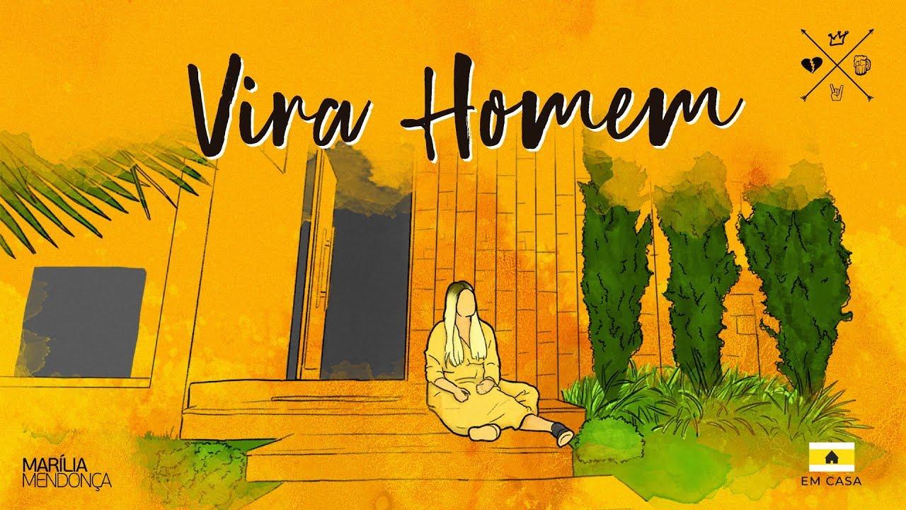 "Thumbnail do vídeo ""Marília Mendonça - VIRA HOMEM (Todos Os Cantos)"""