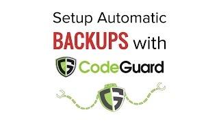 How to Setup Automatic WordPress Backup with CodeGuard