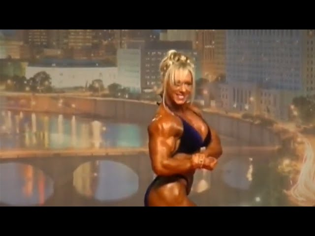 Lora Ottenad Fbb Guest Posing Powerful Hot