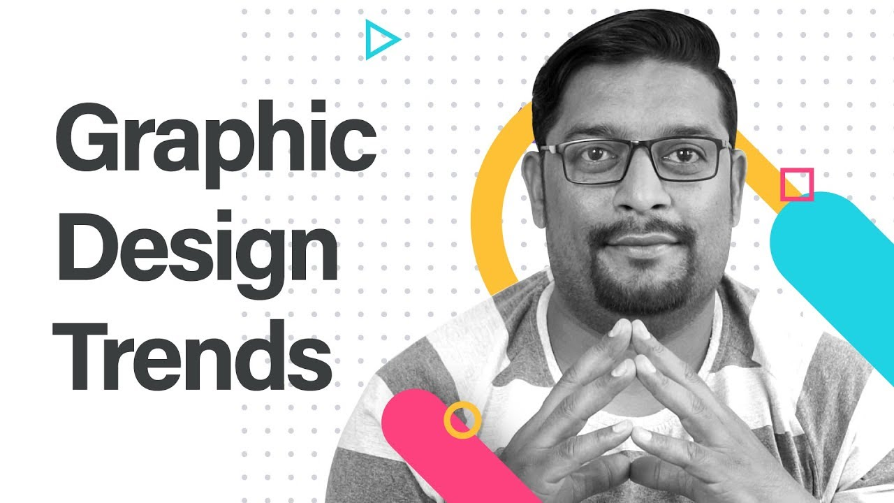 Trendy Graphic Design: Graphic Design Trends In 2018