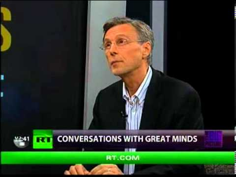 Oil & Gas: Thom Hartmann interviews Michael T. Klare