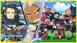 ☠ Inazuma Eleven GO Strikers 2013 ☠  REVANCHE CONTRA OS ALIENS