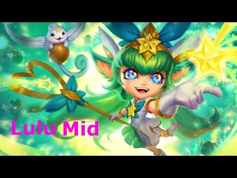 [PBE] Star Guardian Lulu Mid, Ranked Commentary!