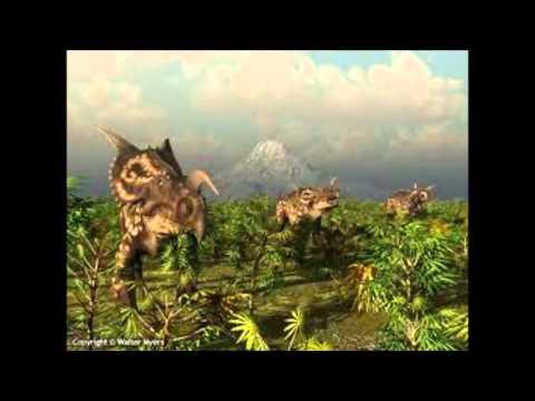 Einiosaurus/Pachyrhinosaurus Tribute