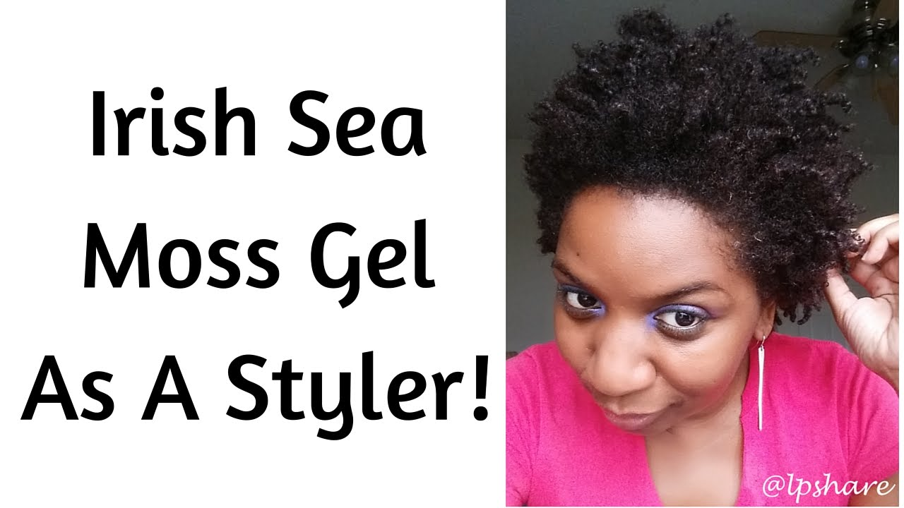 MAKE IRISH SEA MOSS STYLER FOR HAIR