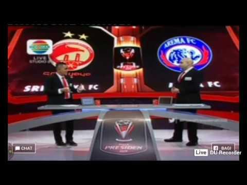 LIVE STREAMING AREMA VS SRIWIJAYA FC (PIALA PRESIDEN 2018)