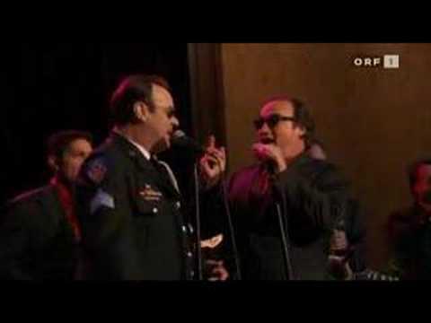 """Dan Aykroyd & James Belushi in """"Immer wieder Jim"""""""