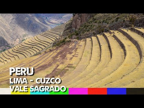 Peru HD - Machu Picchu, Cuzco, Lima, Waynapicchu e Valle Sagrado