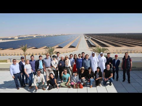 The 2nd SOLAR FUTURE.TODAY WORLD Annual FORUM 2018, Abu Dhabi & Dubai, UAE in 100 seconds