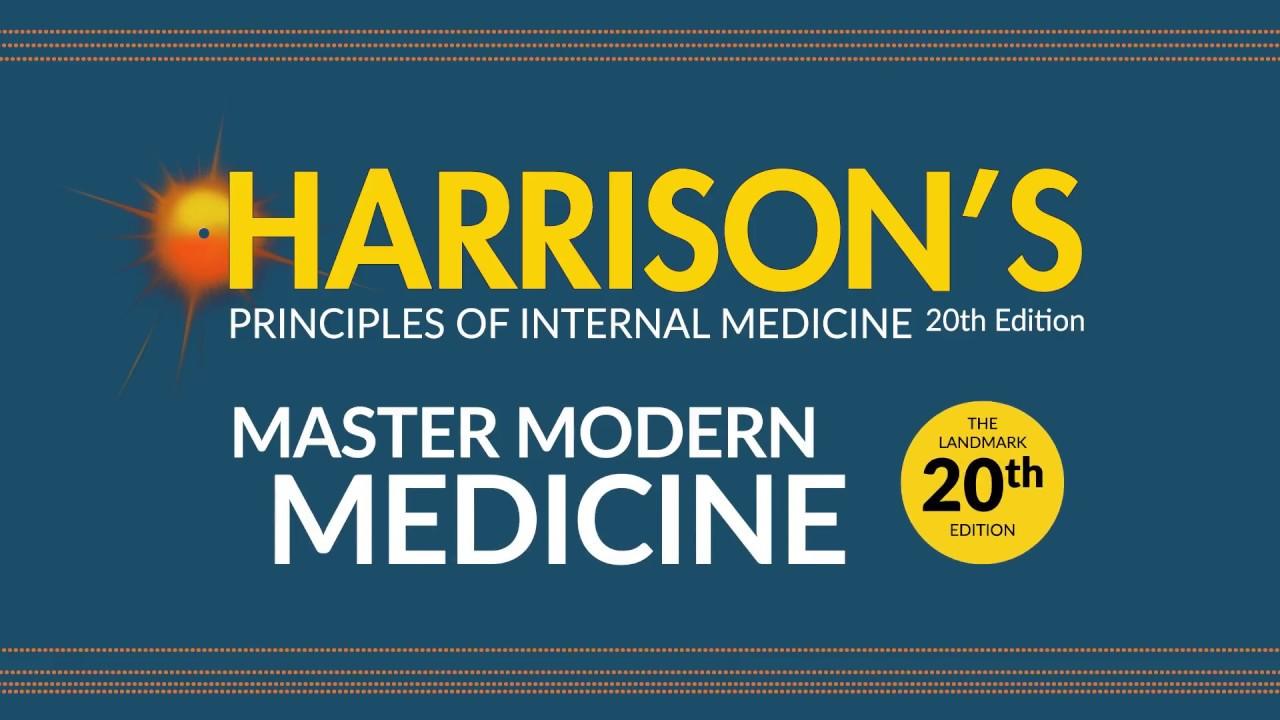 Harrison Principi Interne Medicine Pdf