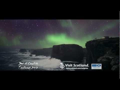 VisitScotland — Year Of Creative Scotland 2012