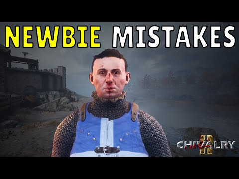 Chivalry 2: Five Biggest NEWBIE MISTAKES (And How to Fix Them)