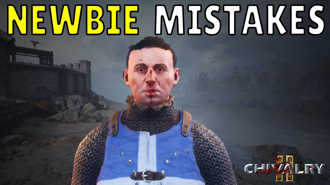 Download Chivalry 2: Five Biggest NEWBIE MISTAKES (And How to Fix Them)