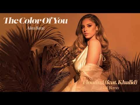 "Alina Baraz - ""Floating"" (feat. Khalid) [Ekali Remix]"