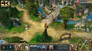 Фото King's Bounty: The Legend (2008) - PC Gameplay 4k 2160p / Win 10
