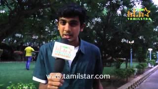 Methil Gautham At Thanal Short Film Screening