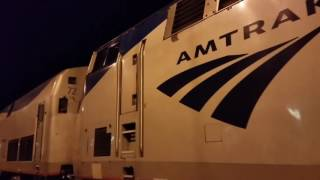 Amtrak Southwest Chief  2/28/2017
