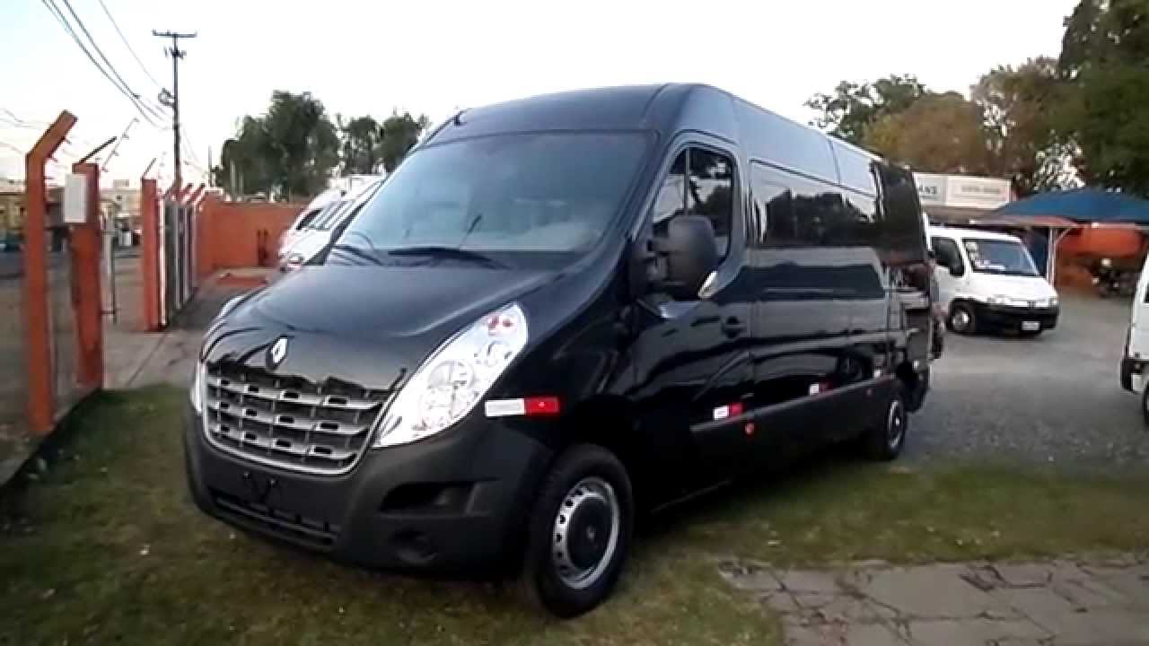 renault master 2 3 dci minibus executive l3h2 16l carros usados e seminovos multivans youtube. Black Bedroom Furniture Sets. Home Design Ideas