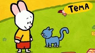 Рисунки Тёмы : Нарисуй кота! Обучающий мультик для детей