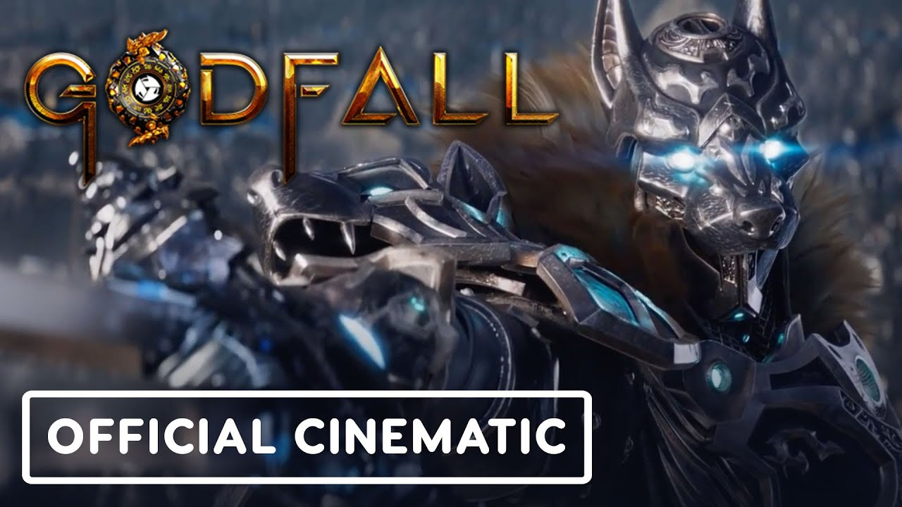 Godfall - Official Cinematic Trailer