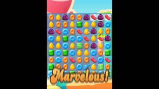 Candy Crush Jelly Saga Level 210 No Boosters