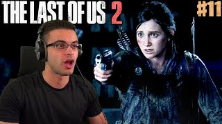 ELLIE...WHY DID YOU DO IT AGAIN - The Last of Us 2 (Part 11)