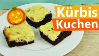 DIY Inspiration Challenge #131  Kürbis Käsekuchen Brownies  Evas Sonntags Challenge
