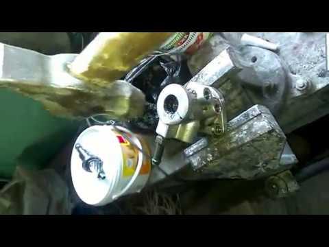 Ремонт рулевой реки Nissan Primera P12