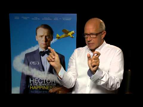 Peter Chelsom Hector and the Search for Happiness  at TIFF 2014