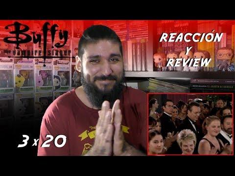 "Buffy The Vampire Slayer 3x20: ""The Prom"" - Reacción y Review - ReactionKaynak: YouTube · Süre: 26 dakika44 saniye"