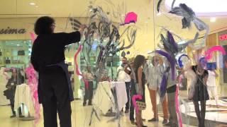 Esmod Fashion Store -Yo'Studio Contemporary Drawings Exhibition