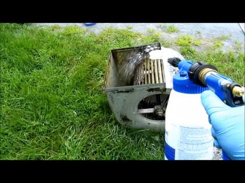 HVAC : COMMERCIAL AIR CONDITIONING COIL ICEING UP PART 1