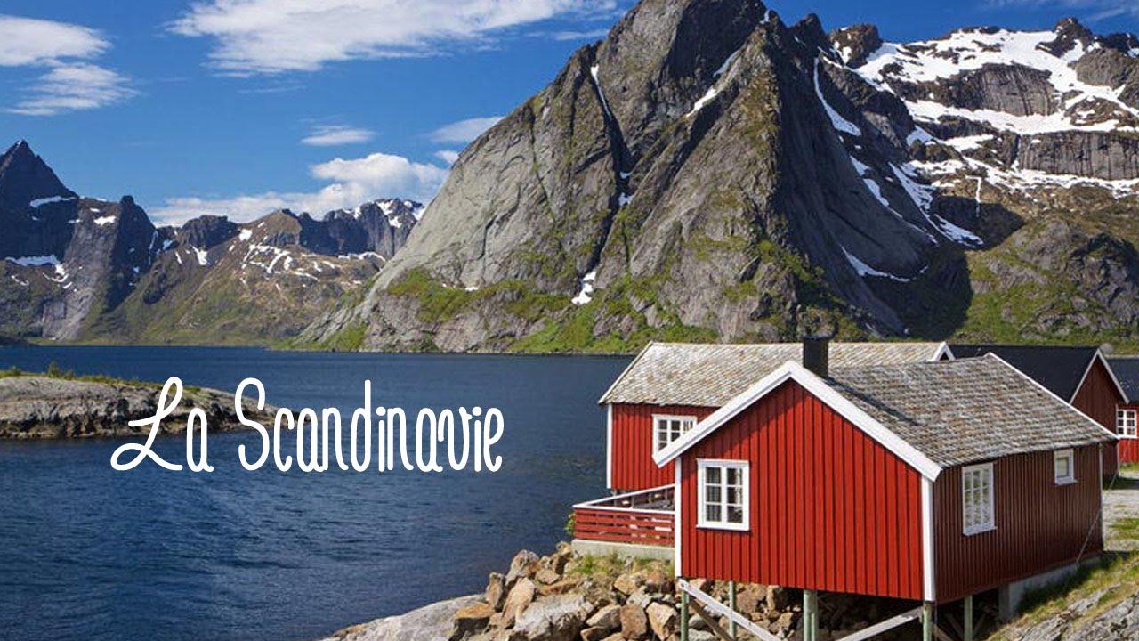 La Scandinavie Une Blonde En Norv Ge Youtube