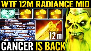 🔥  CANCER IS BACK - WTF 12min Radiance MID Necrophos Right Click Burn Monster 7.29 Dota 2 Pro Guide | NewsBurrow thumbnail
