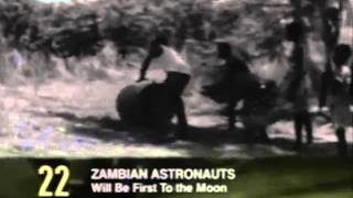 Zambia's forgotten space program 1962