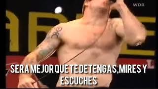 Rollins Band  -  Stop,Look & Listen (sub español)