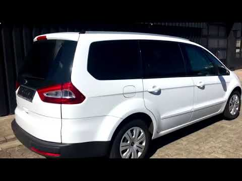 Ford Galaxy Под Заказ В Москве - YouTube