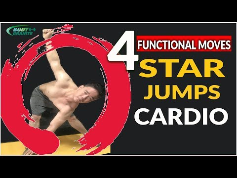 cardio-exercise-to-lose-weight-|-4-functional-moves-|-burn-fat-at-home-quickly-[cardio]