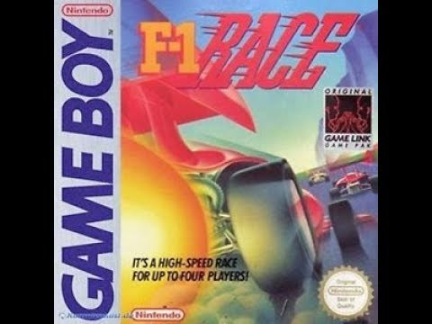 Game Boy: F-1 Race (HD/ 60fps)