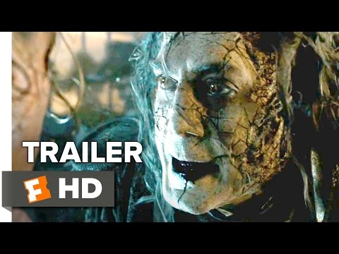Pirates of the Caribbean: Dead Men Tell No Tales Trailer - Teaser (2017) - Johnny Depp Movie