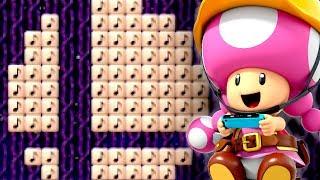 Super Mario Maker 2 - Super Smash Bros Ultimate Music Course!