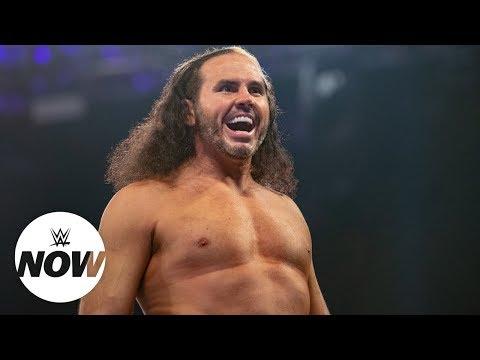 Matt Hardy's WONDERFUL offer to be Raw GM: WWE Now