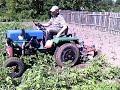 Поделки - Самодельный трактор