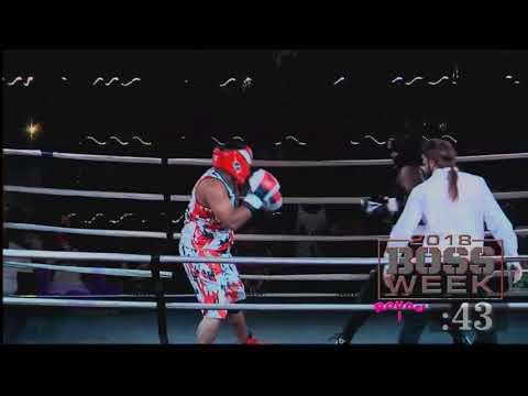 Boss Week 2018: Frank Coleone vs. Young Cash 7/7/18 Morocco Shrine Jacksonville, Florida