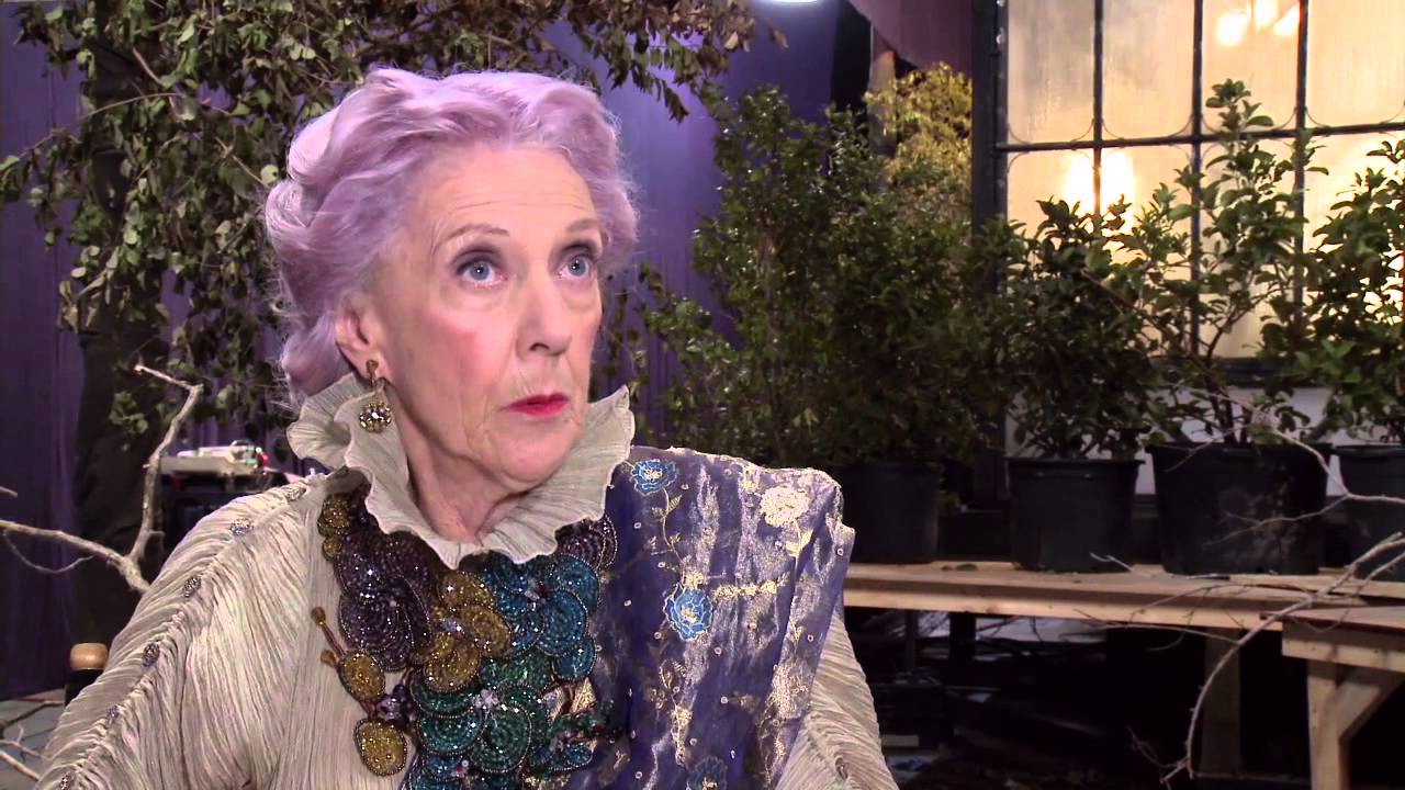 Watch Eileen Atkins video
